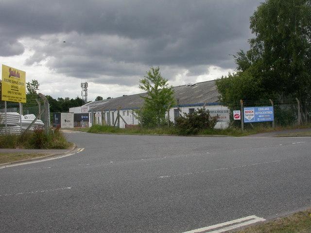 File:Verwood Industrial Estate - geograph.org.uk - 1362960.jpg