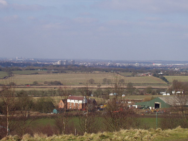View from Barr Beacon - geograph.org.uk - 38577