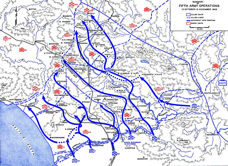 Volturno line military wiki fandom powered by wikia gumiabroncs Gallery