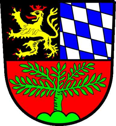 Stadtwappen von Weiden (Quelle: wikimedia.org)