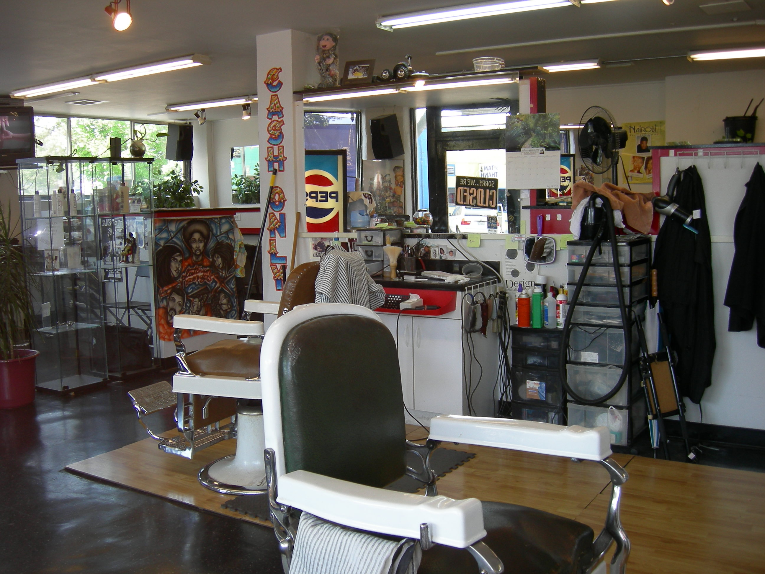 Barber Shops Open : Barber Shop Joy Studio Design Gallery - Best Design