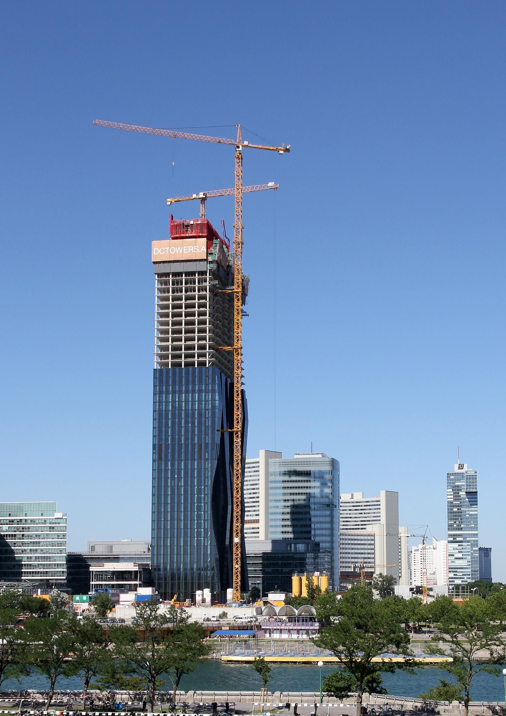 Dc Tower Wien Hotel