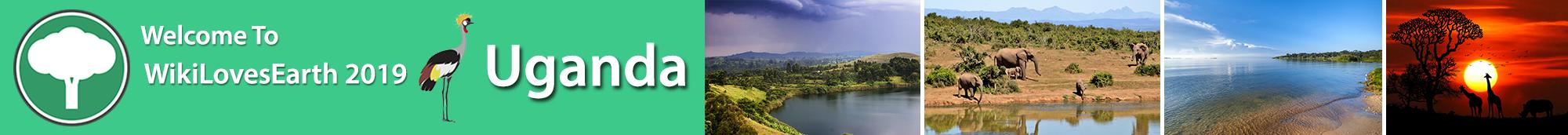 Wiki Loves Earth 2019 in Uganda