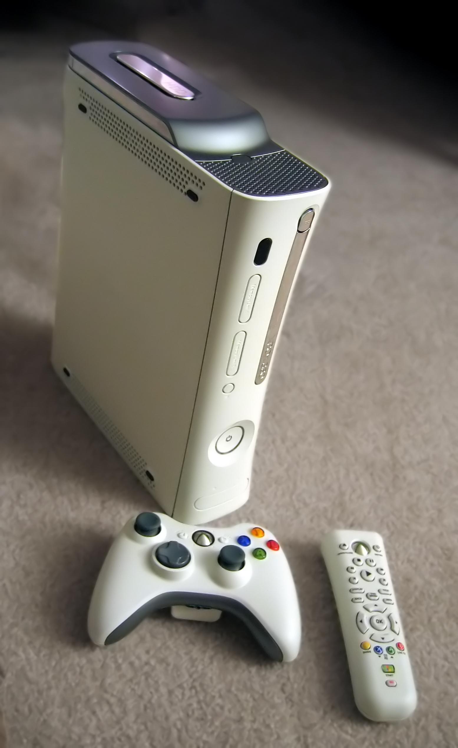 Xbox 360 - Wikipedio