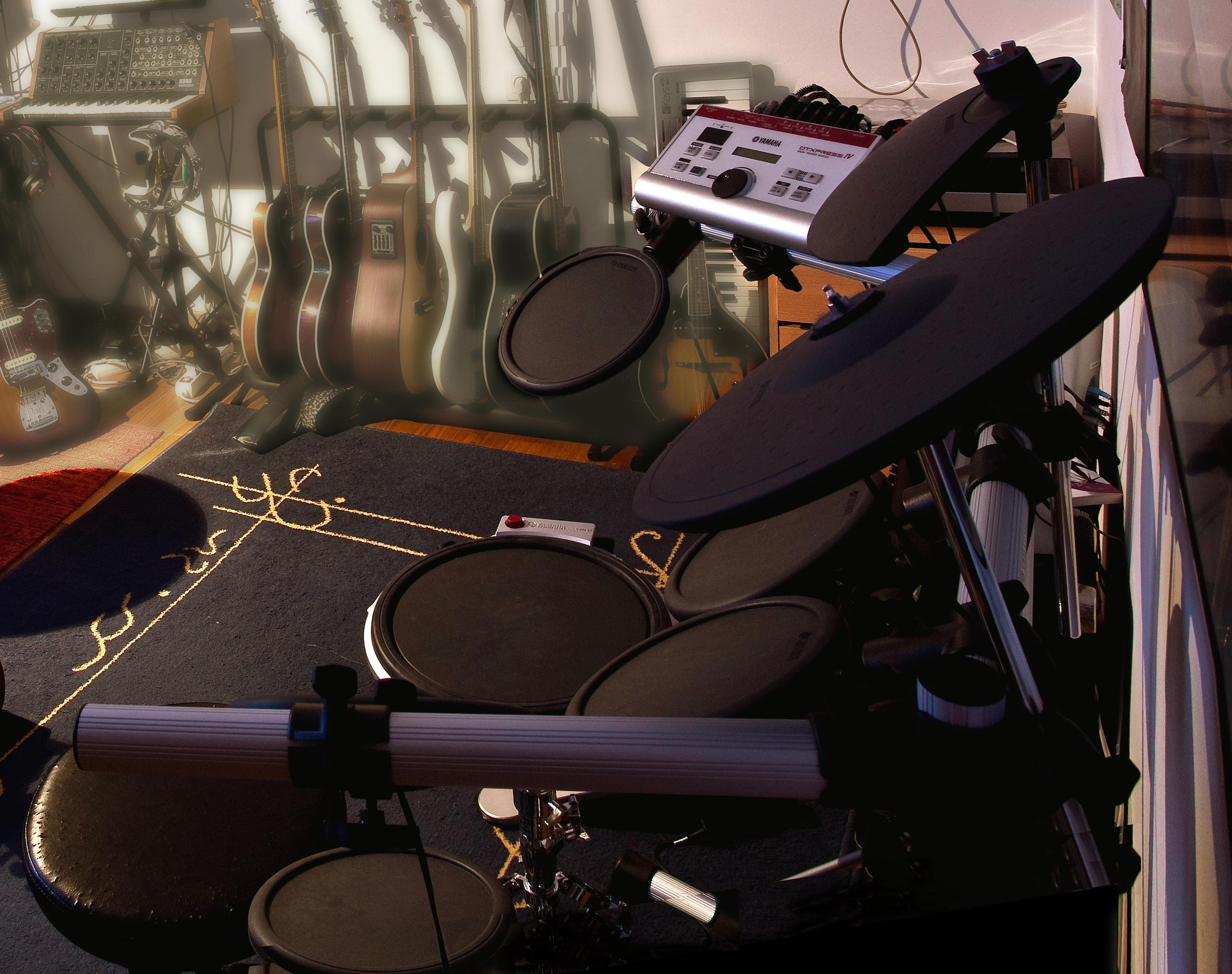 Yamaha Dtxpress  Price