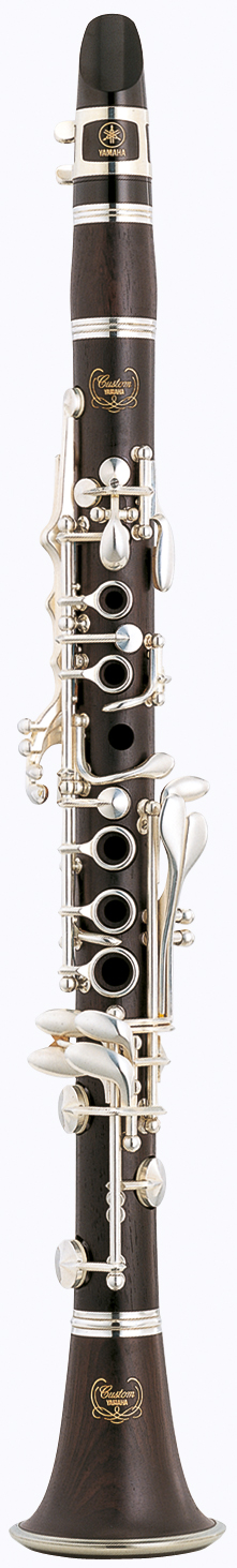 Yamaha E-flat clarinet YCL-881.jpg