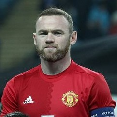 Wayne Rooney English association football player