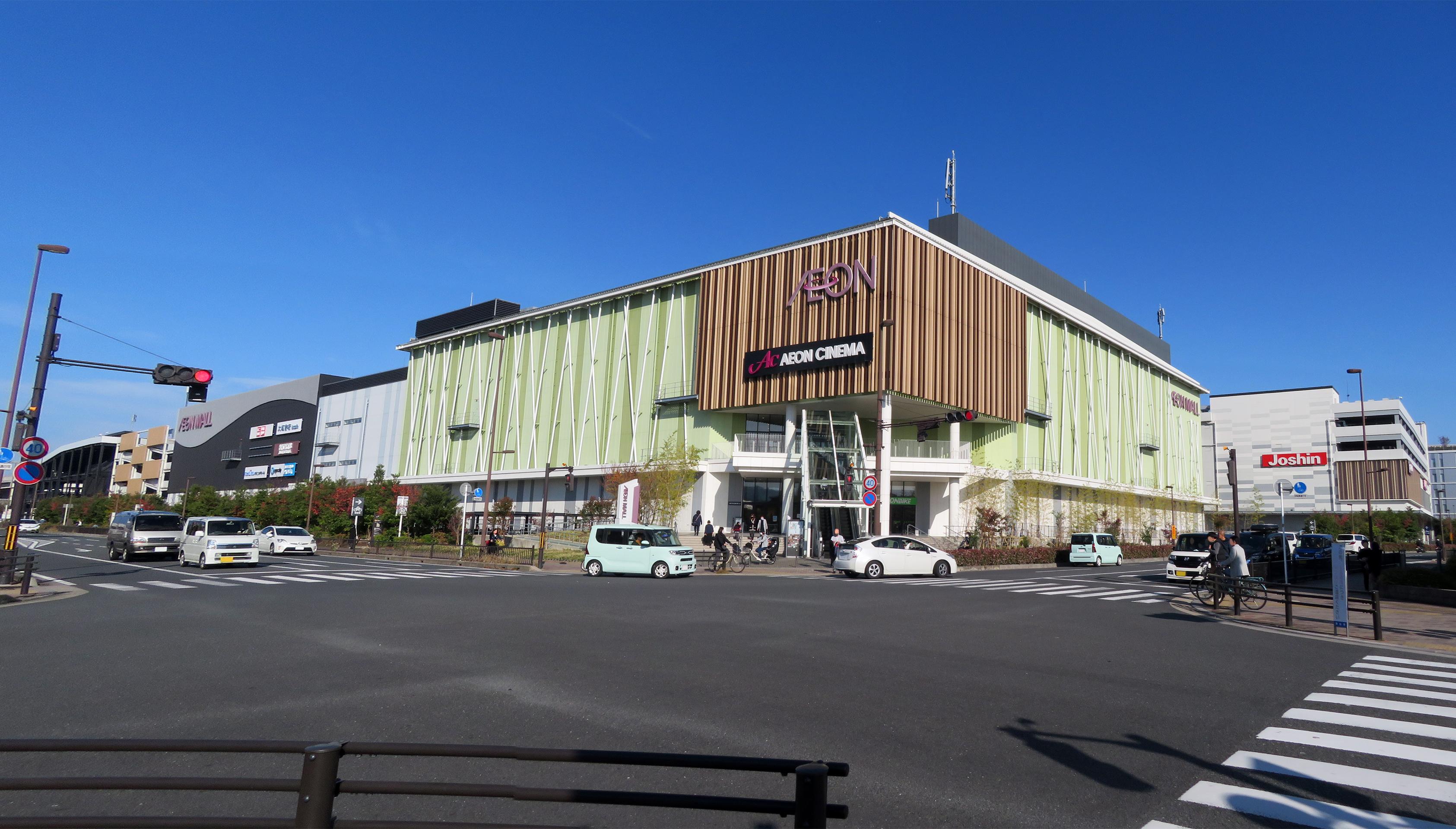 桂川 京都 イオン シネマ