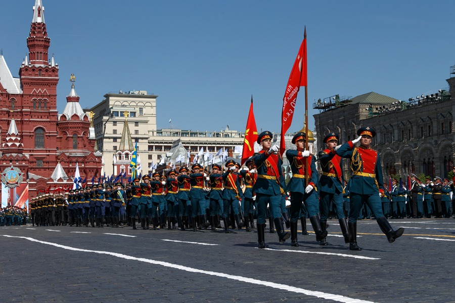 2016 Moscow Victory Day Parade - Wikipedia