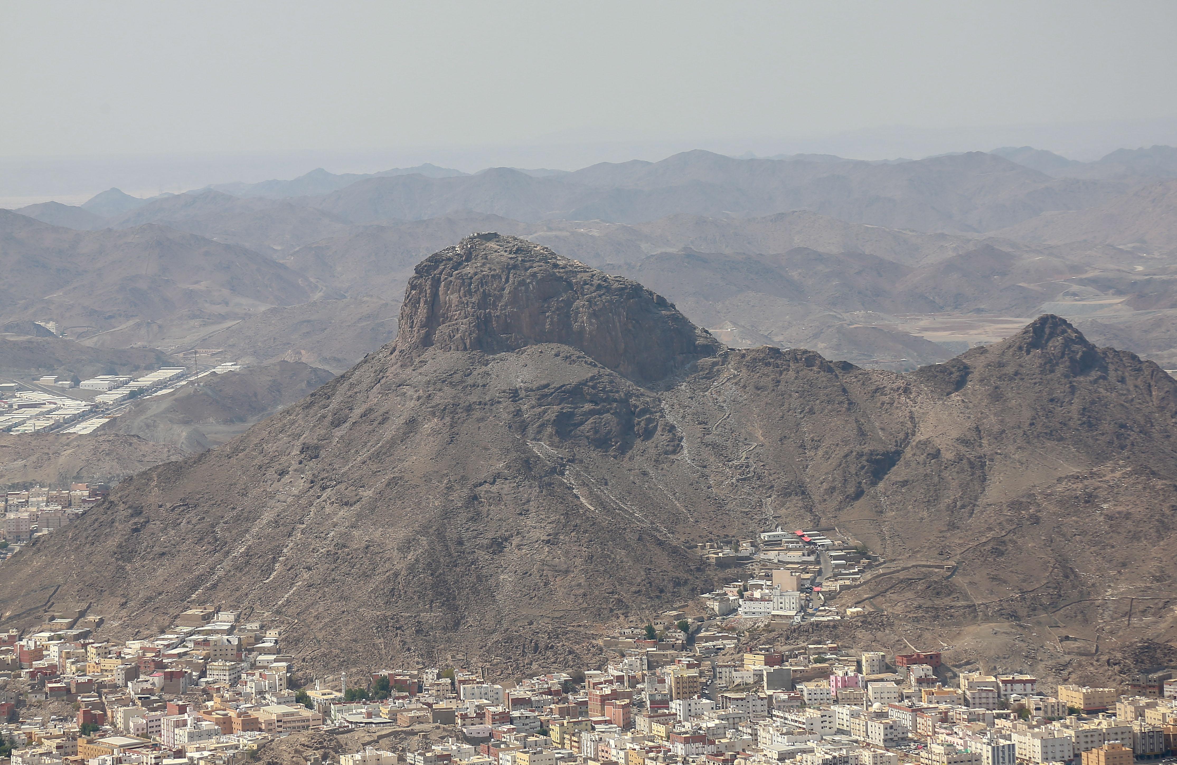 جبل النور ويكيبيديا