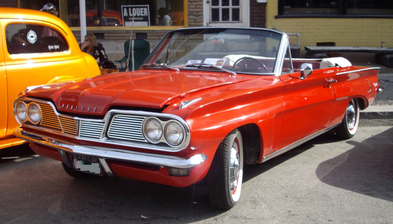 1962 Pontiac Tempest Pontiac Tempest Wikiwand