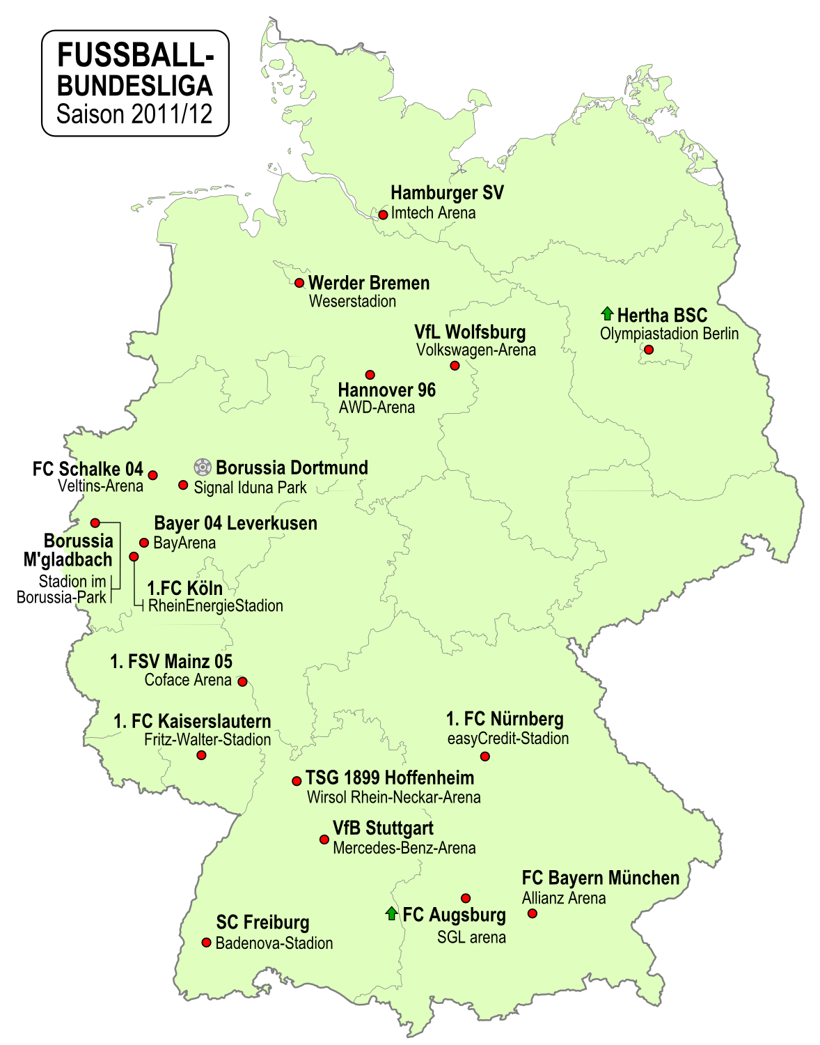 fu ball bundesliga 2011 12 wikipedia