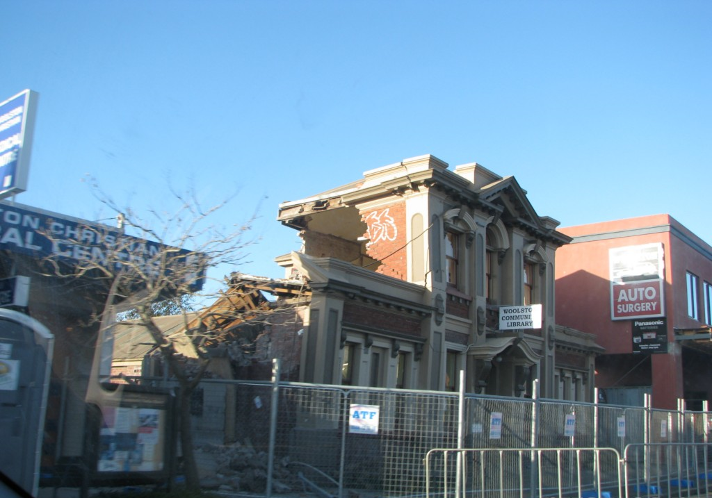 June 2011 Christchurch Earthquake