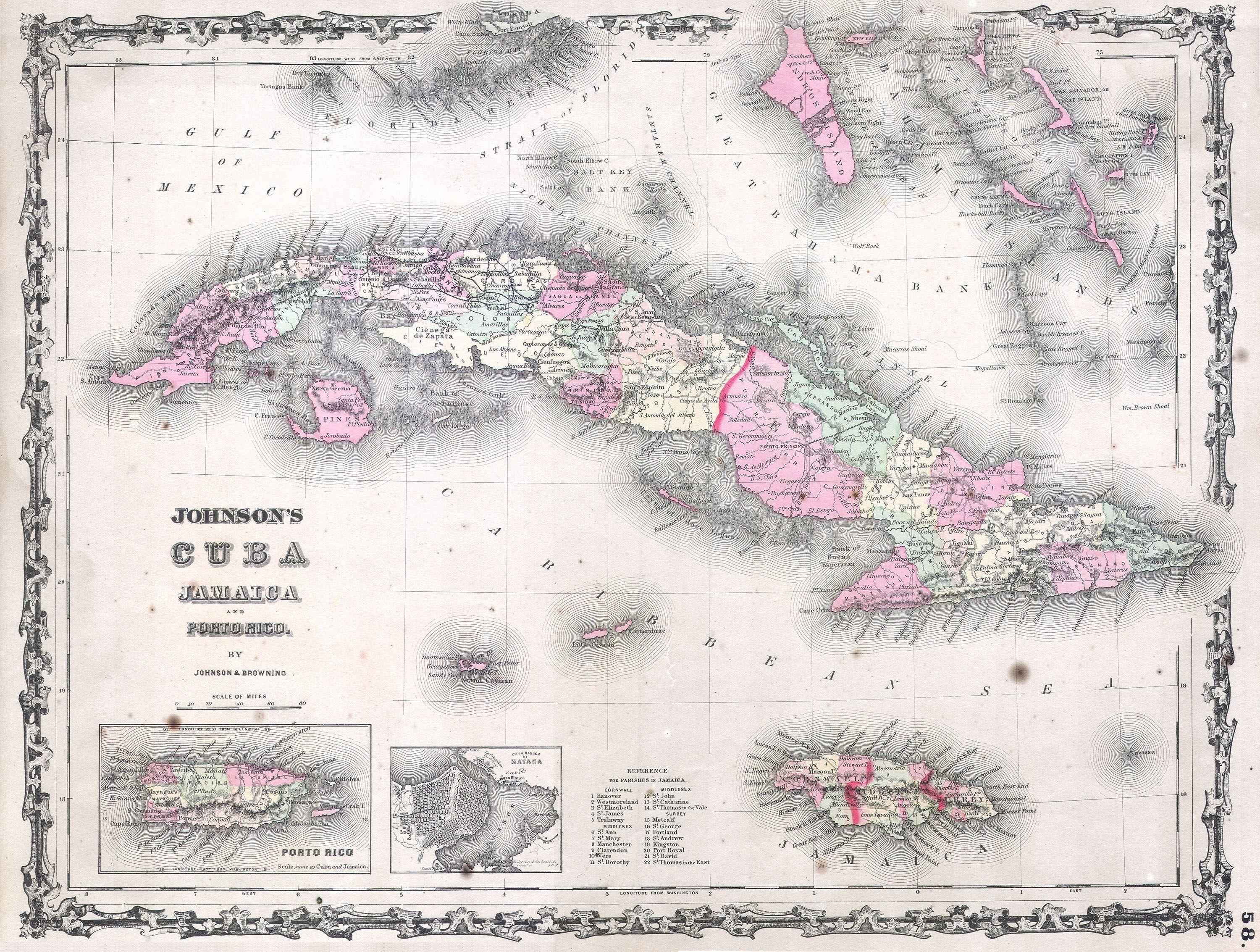 Image Result For Cuba To Cayman