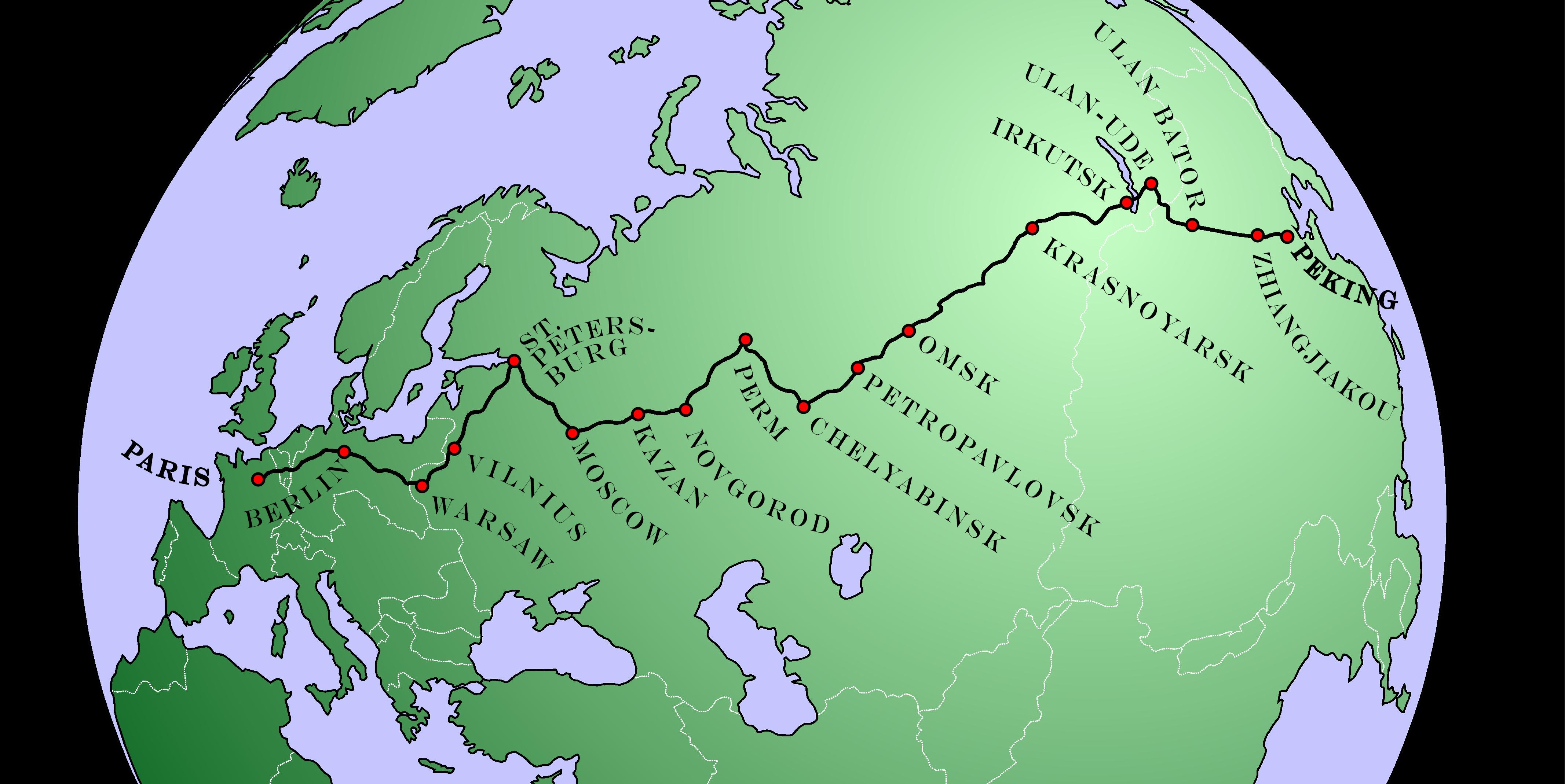 Peking to Paris - Wikipedia