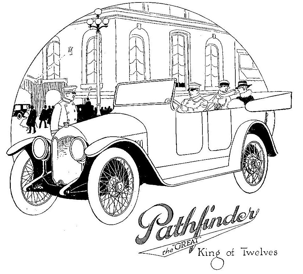Pathfinder (1912 automobile) - Wikipedia