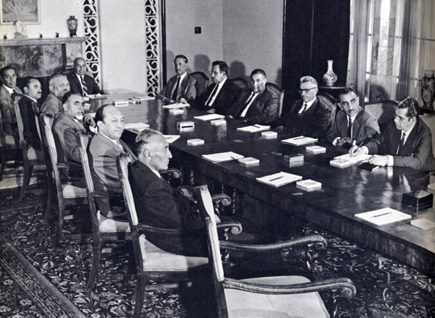 file1950s afghanistan cabinet in sessionjpg