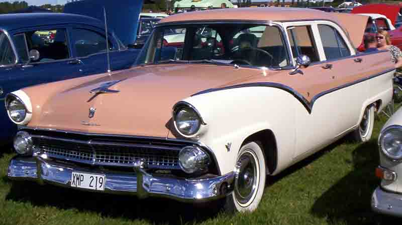 Ford Greenville Sc >> File:1955 Ford Fairlane 4-Door Sedan XMP219.jpg - Wikimedia Commons