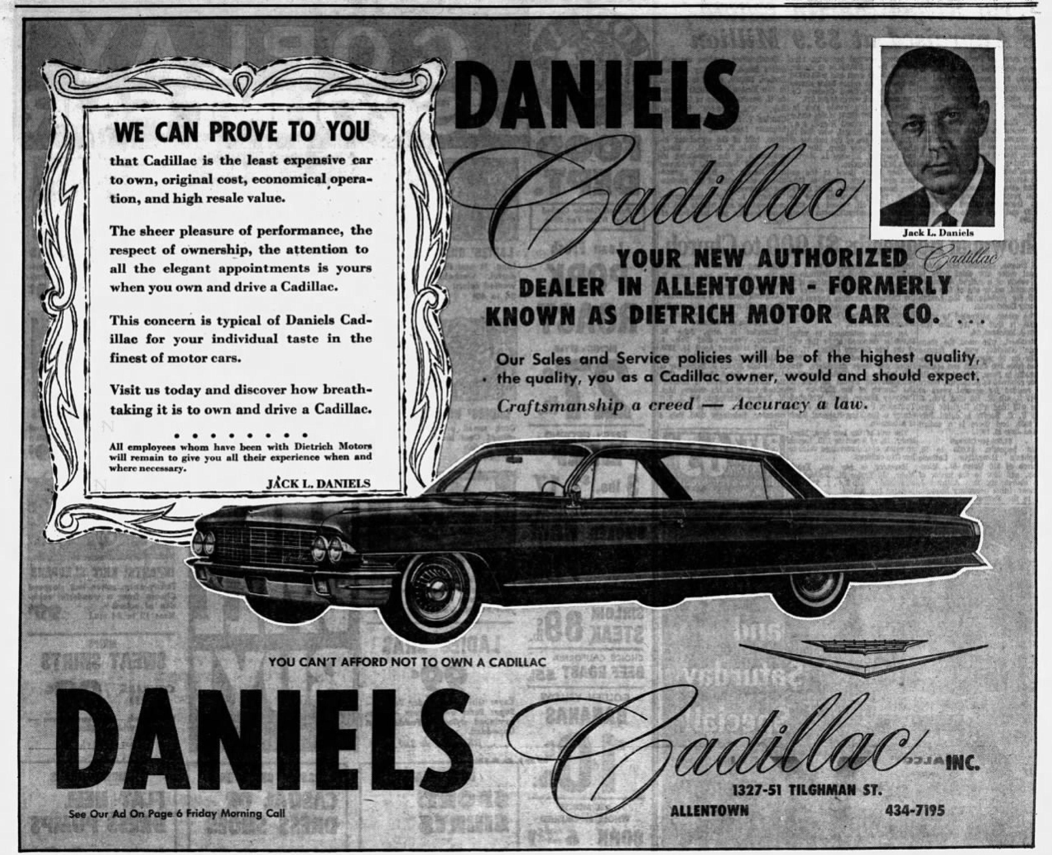 File:1962 - Daniels Cadillac - 16 Feb MC - Allentown PA.jpg ...