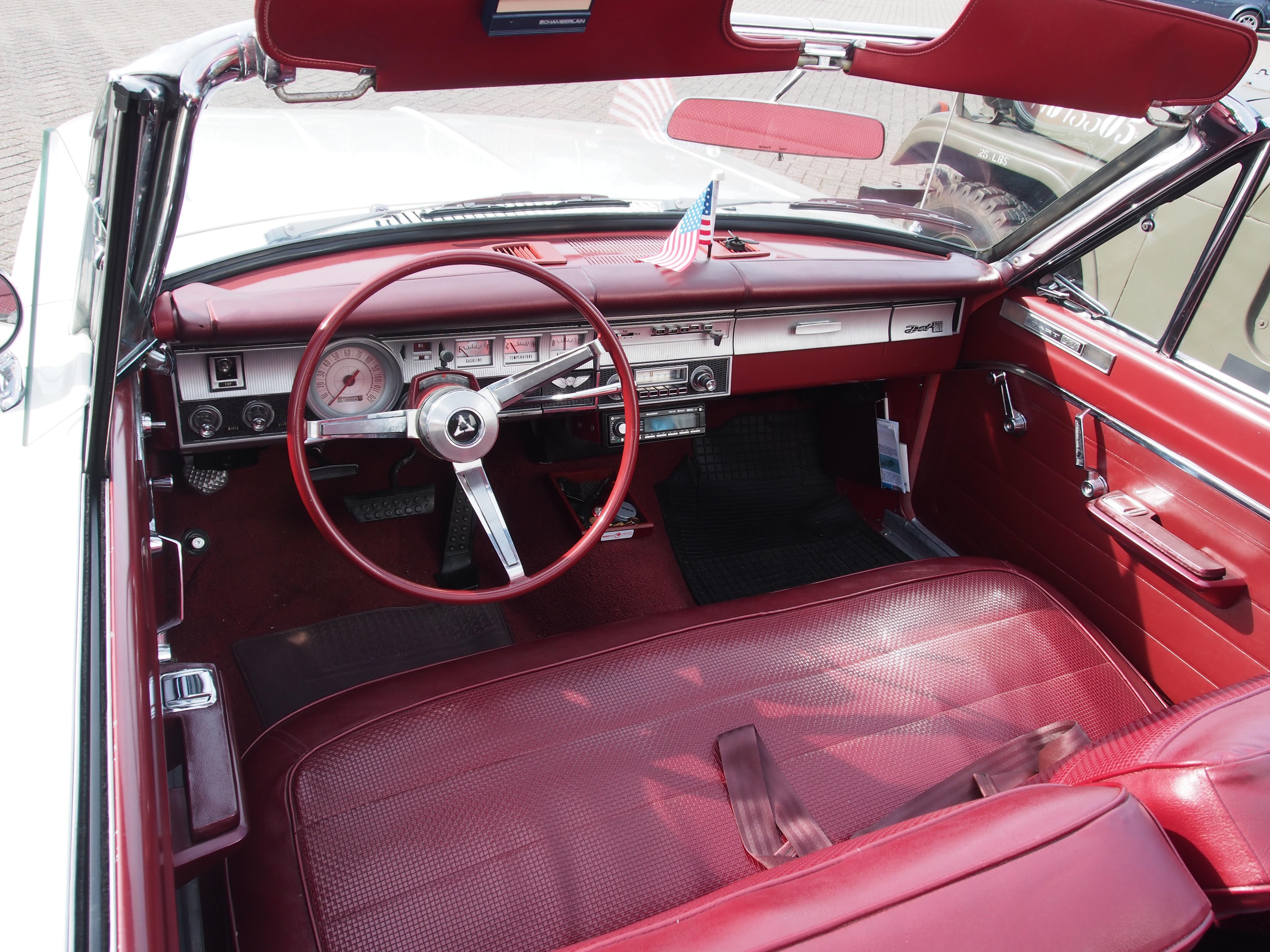 File 1965 Dodge Dart 270 Pict7 Jpg Wikimedia Commons