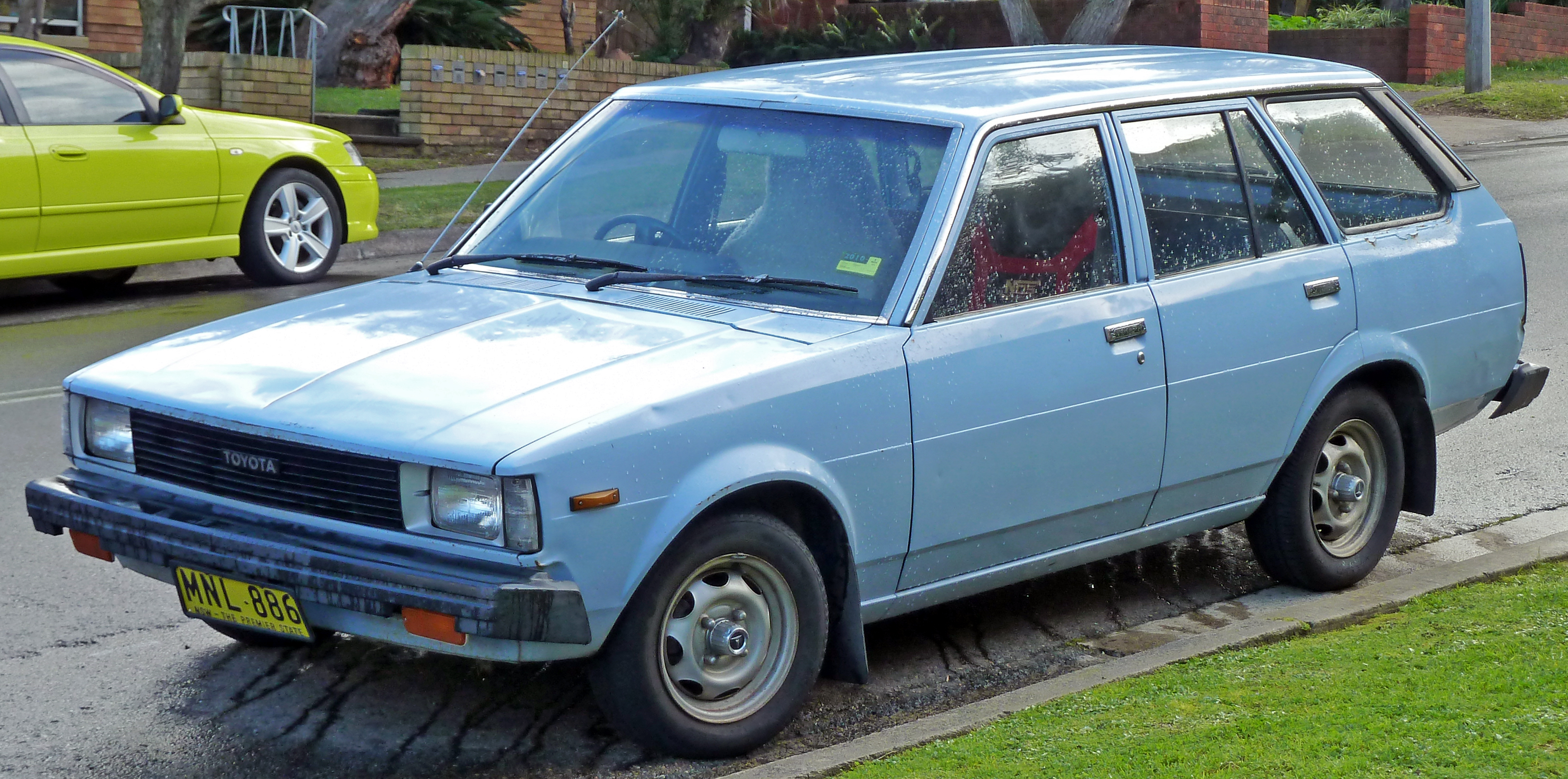 Captivating File:1980 1983 Toyota Corolla (KE70) Station Wagon 01