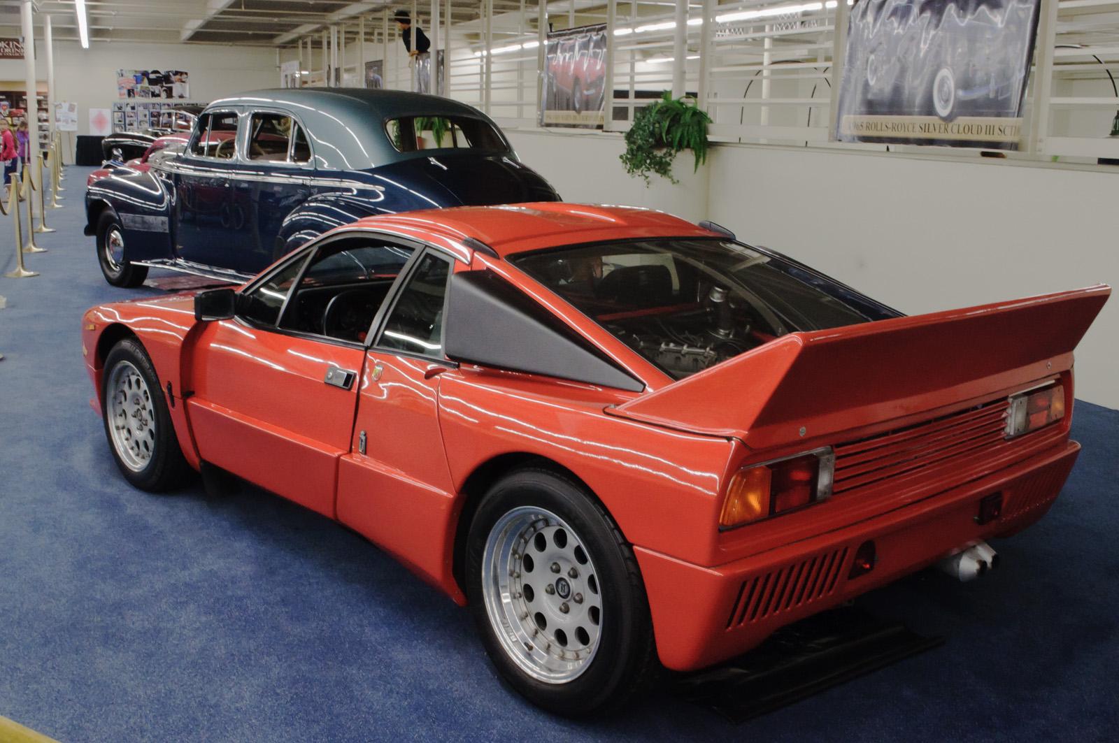Cars For Sale In Las Vegas >> File:1983 Lancia 037 (Germany) (8391188320).jpg - Wikimedia Commons
