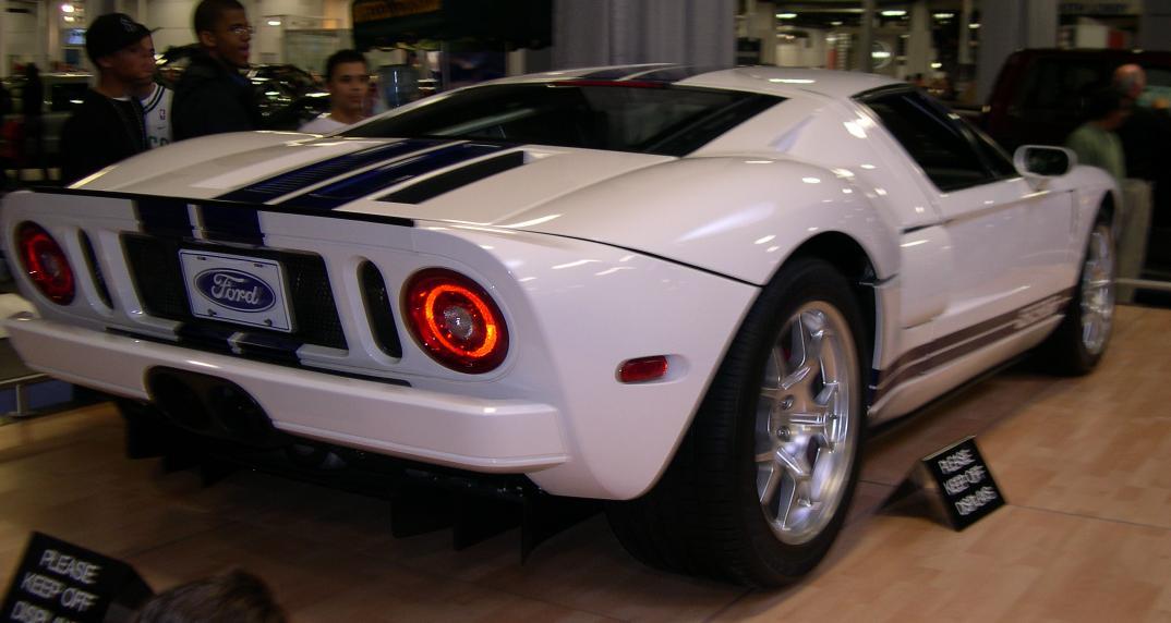 File Ford Gt Rear Jpg