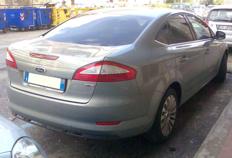 Форд мондео 2009 фото