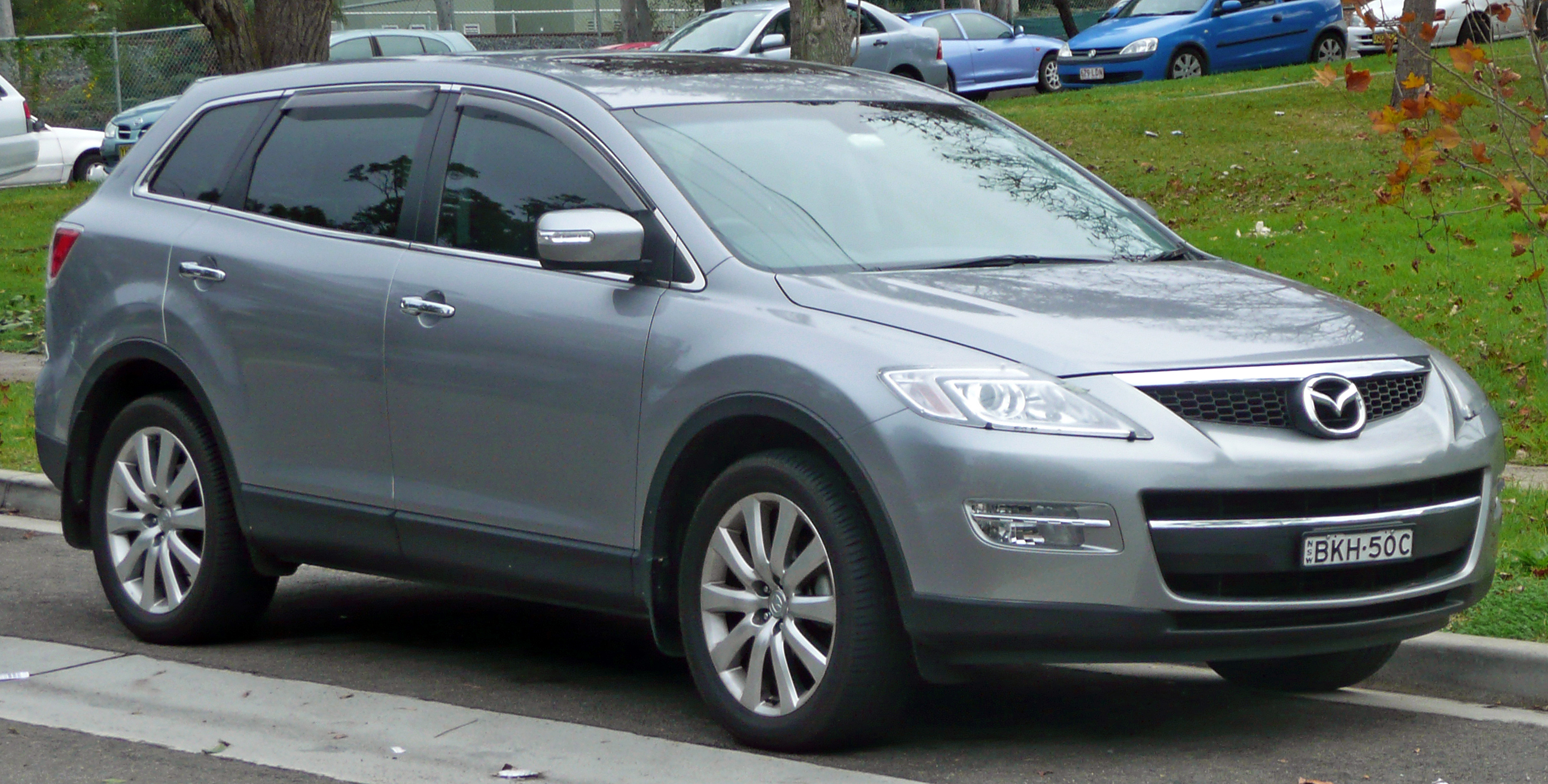 mazda cx 9 2007 images galleries with a bite. Black Bedroom Furniture Sets. Home Design Ideas