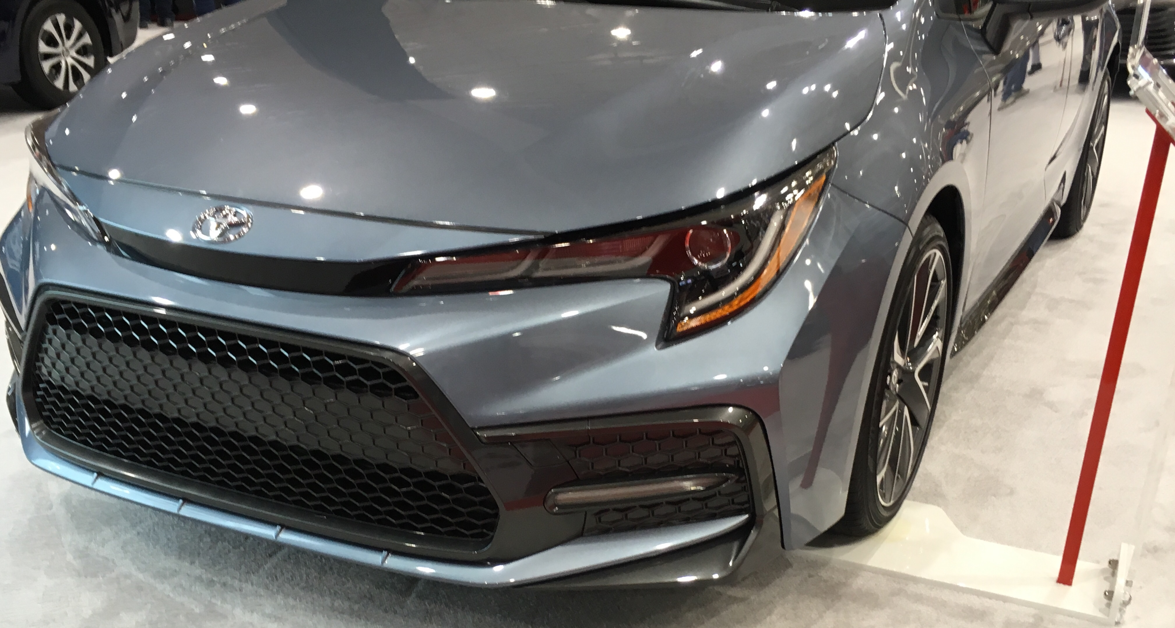 Cleveland Auto Show 2020.File 2020 Toyota Corolla Sedan Xse Na Cleveland Auto Show