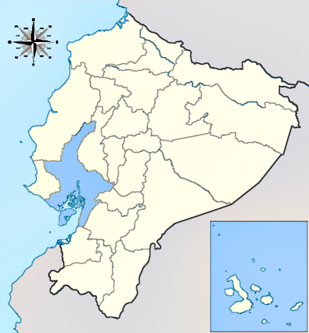 Where Is Ecuador Located On The Map - Where is ecuador located