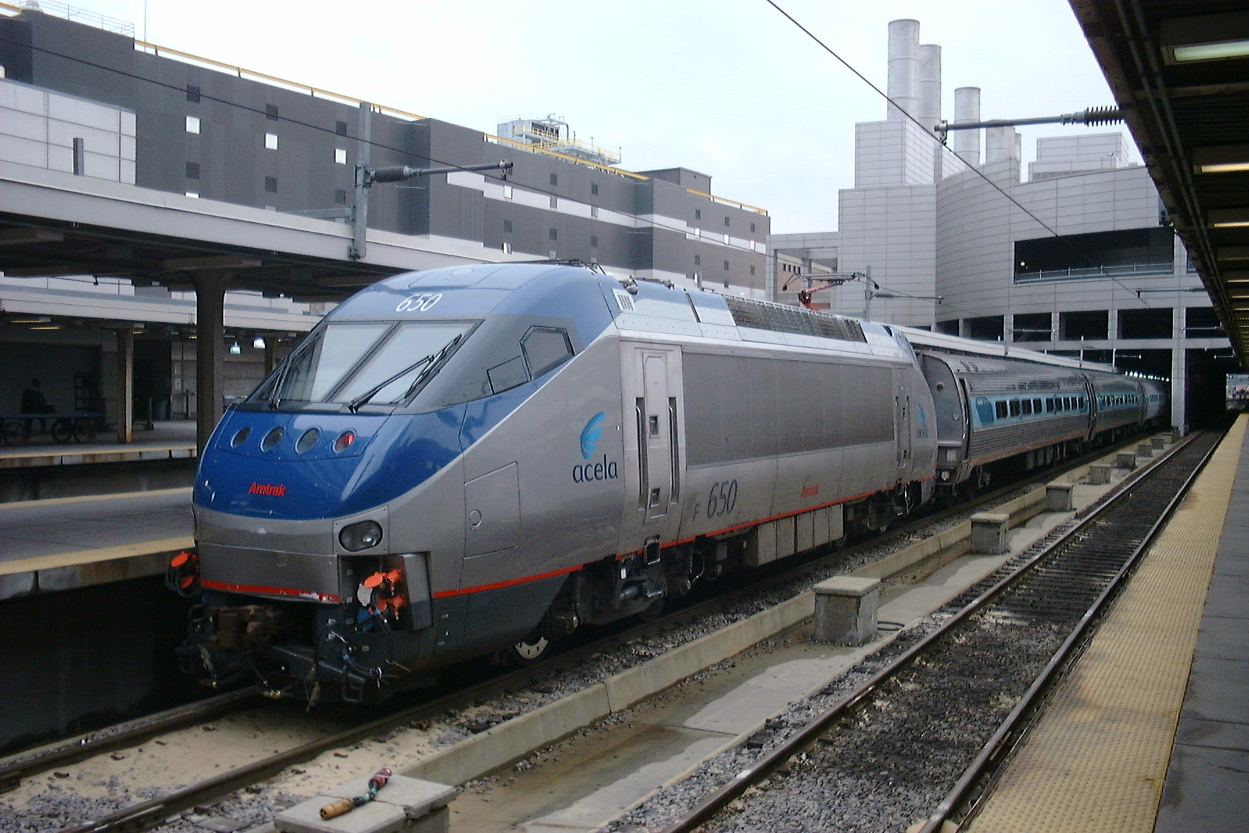 Amtrak Proposes Faster Wifi Speeds Along Northeast Corridor