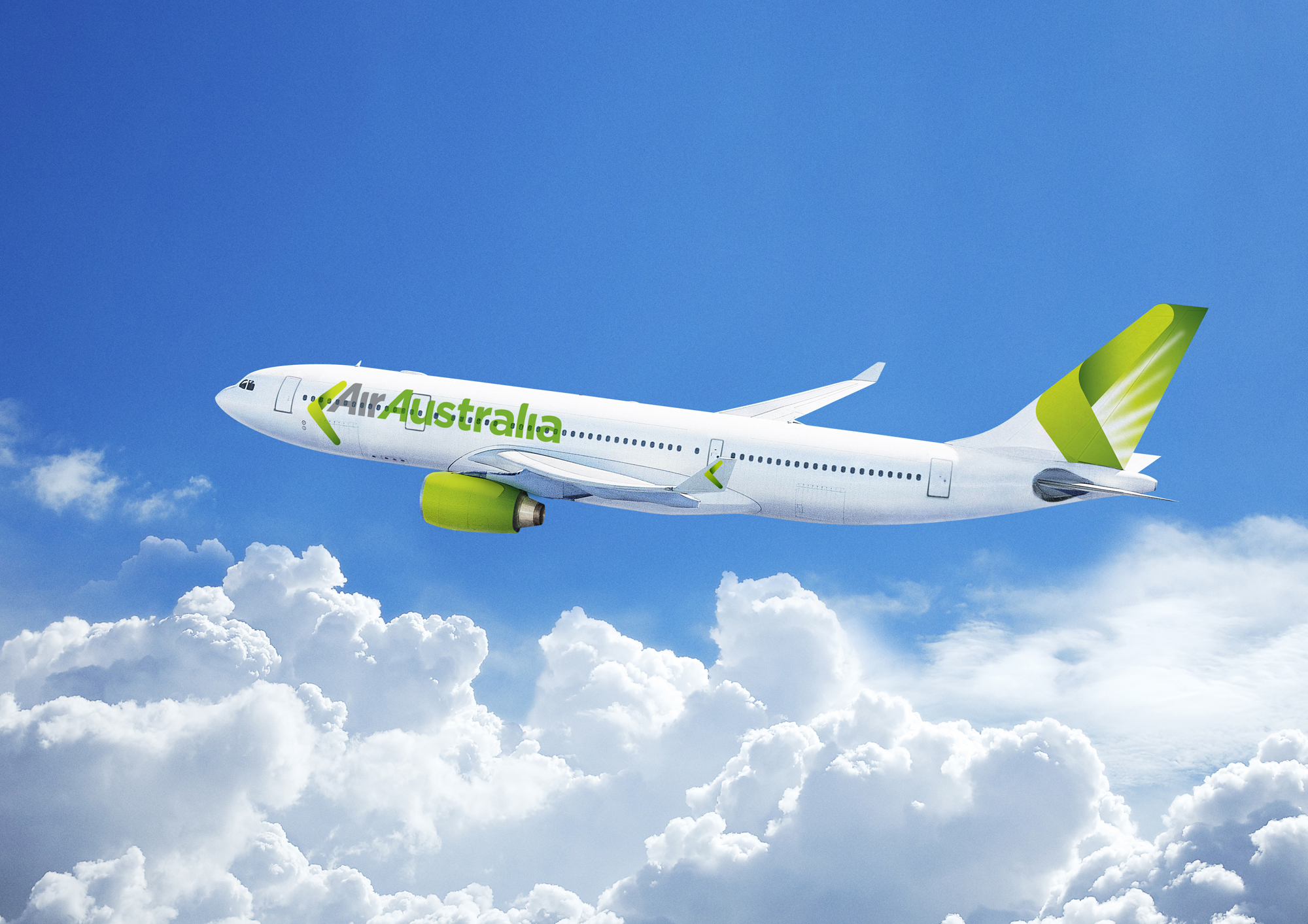 Download this Description Air Australia picture