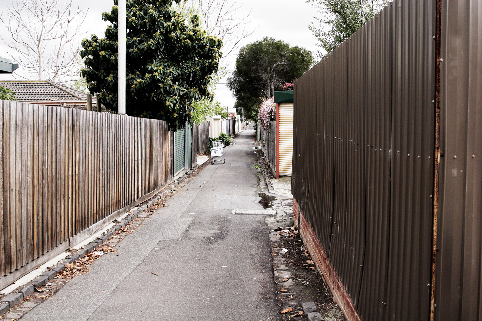 Alley in Melbourne - Quelle: wikimedia