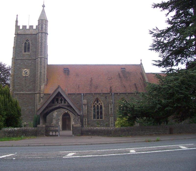 Alveston New Church of St Helen's