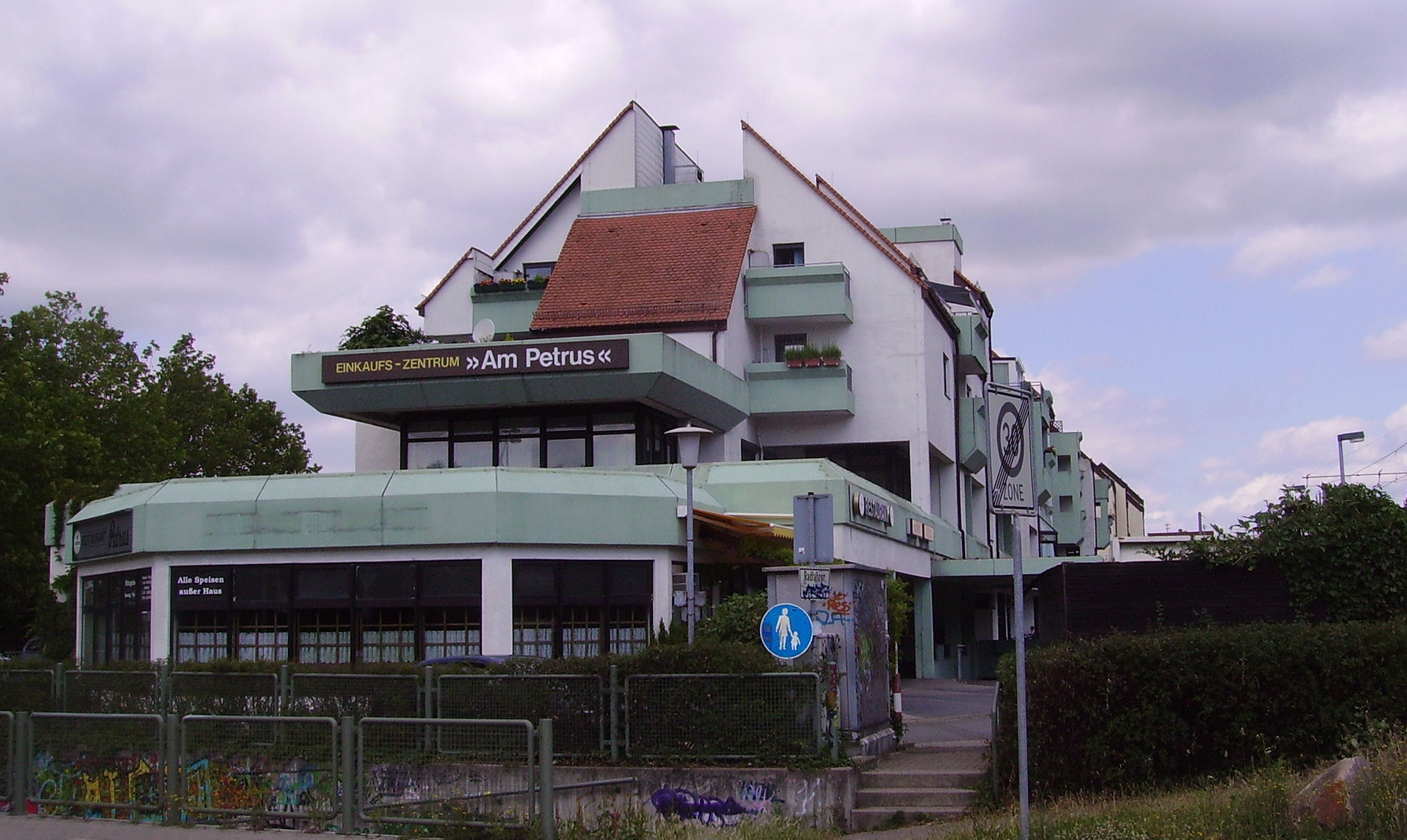 Dossenheim Germany  city pictures gallery : Am Petrus Dossenheim 01 Wikimedia Commons