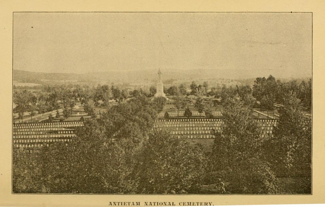 Barnaby Furnas Antietam Antietam natio