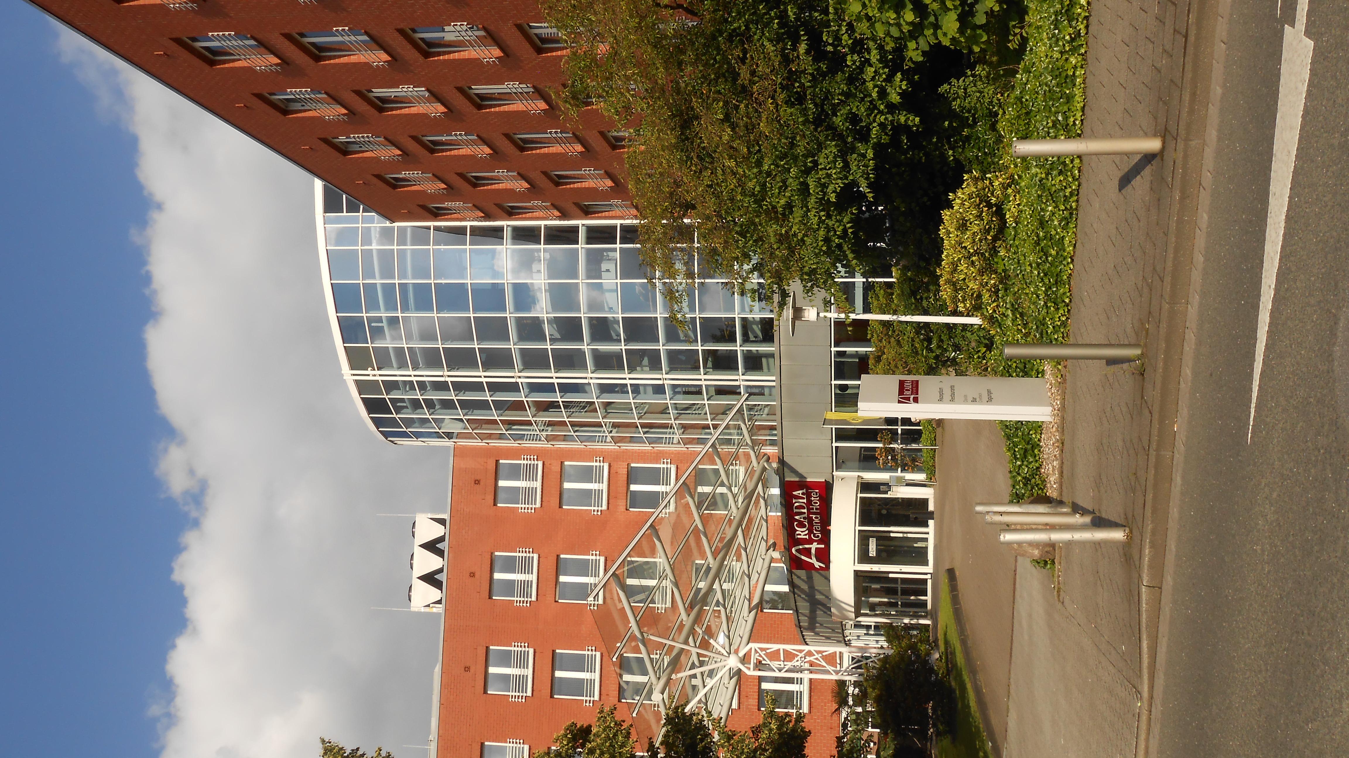 Hotel Dortmund Nahe Fredenbaumpark