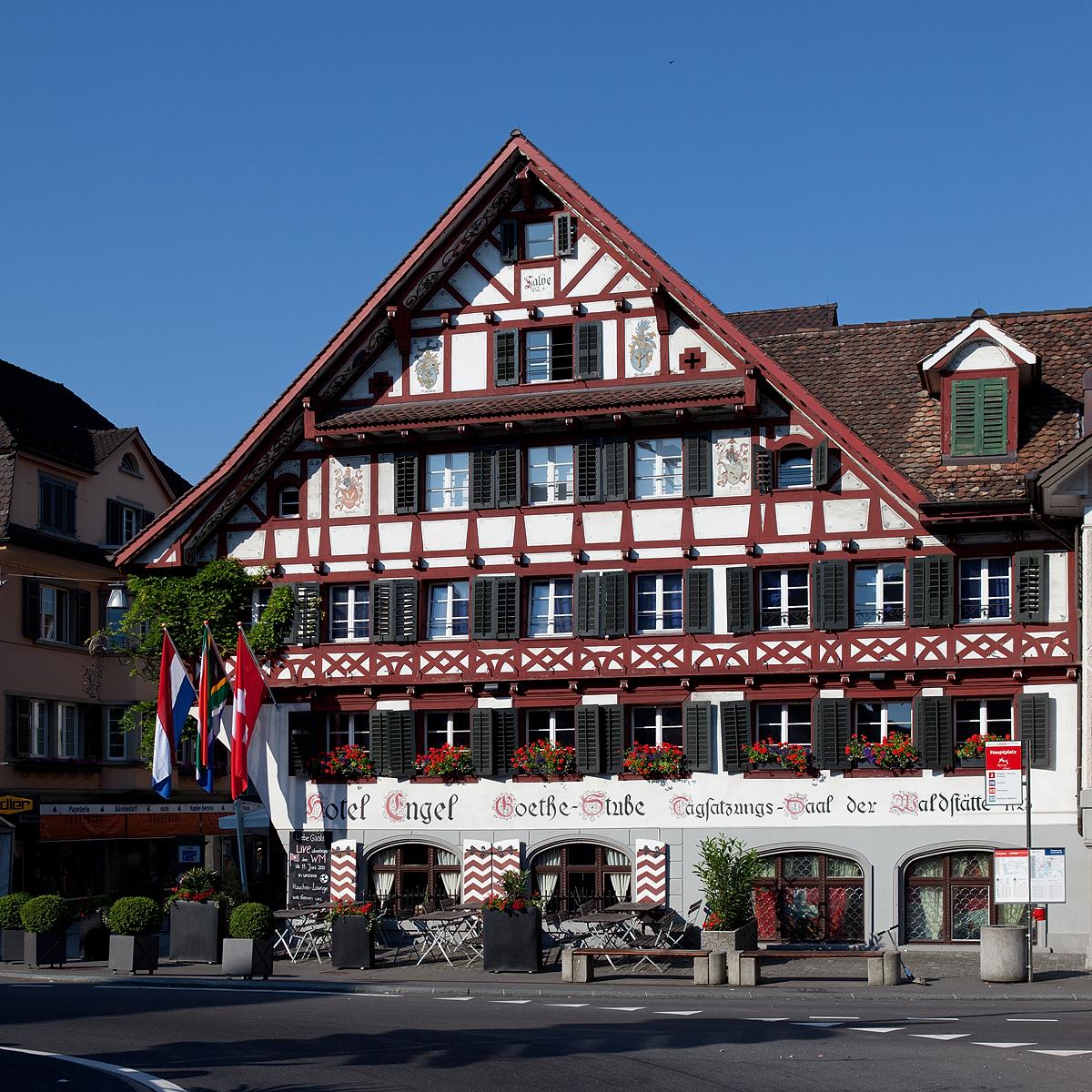 Www Hotel Engel Lehr De