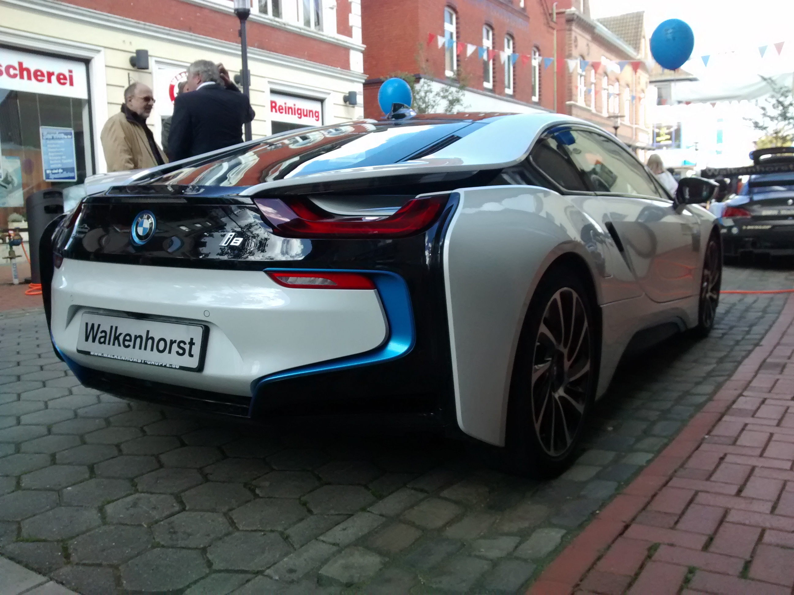 File Bmw I8 Backside Jpg Wikimedia Commons