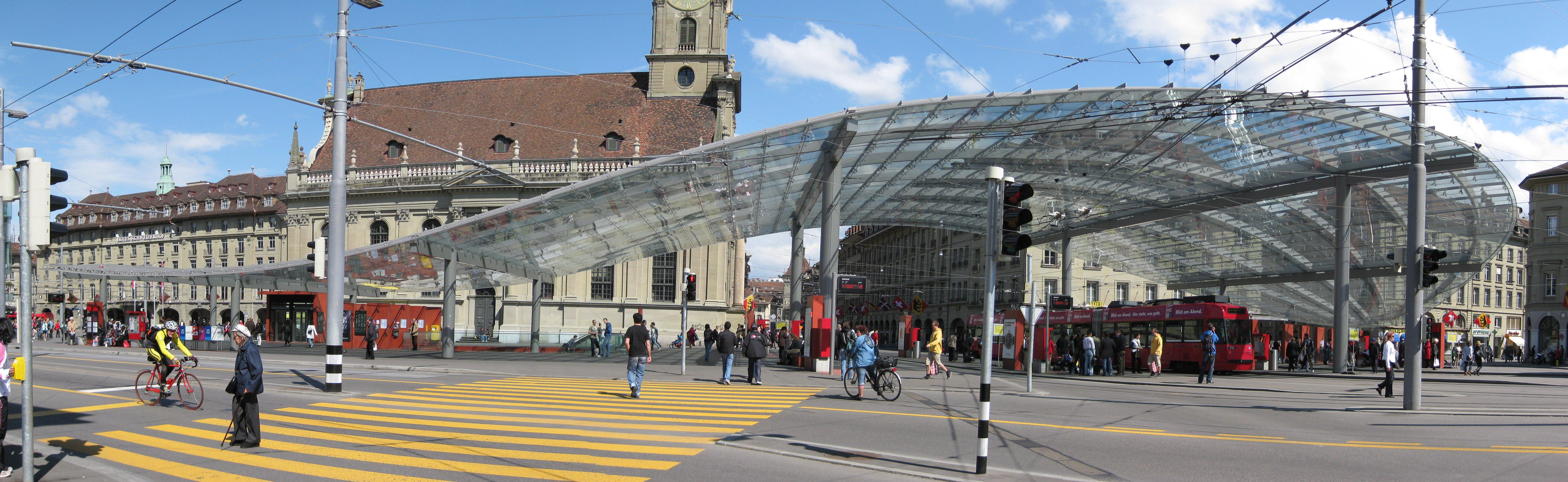 Bern Hotels Near Train Station