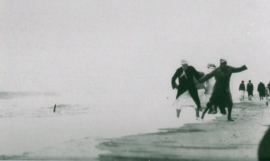 File Bethany Beach Boardwalk Pre 1920 With Surf Jpg