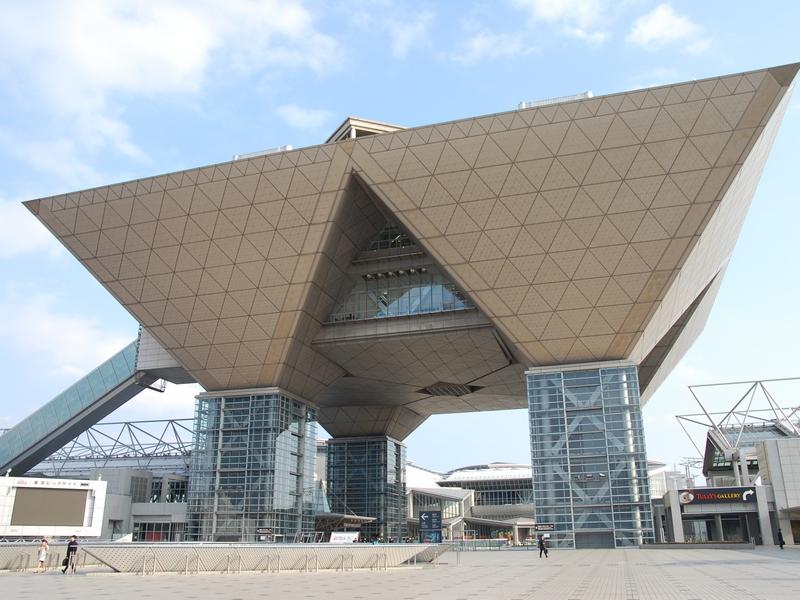 Bigsite Tokyo2012