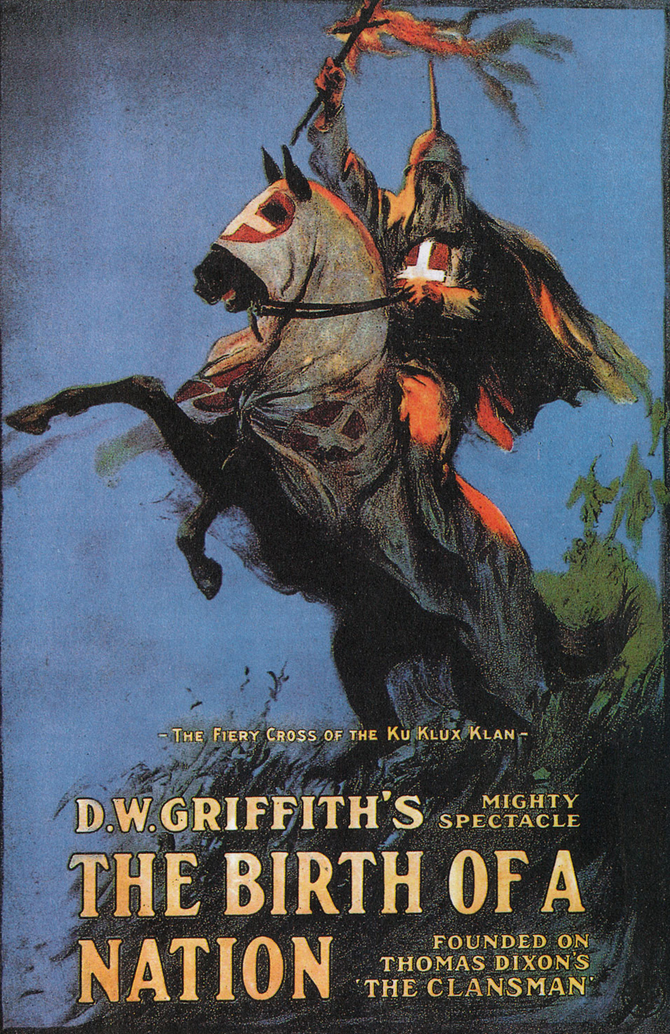 Image result for birth of a nation 1915