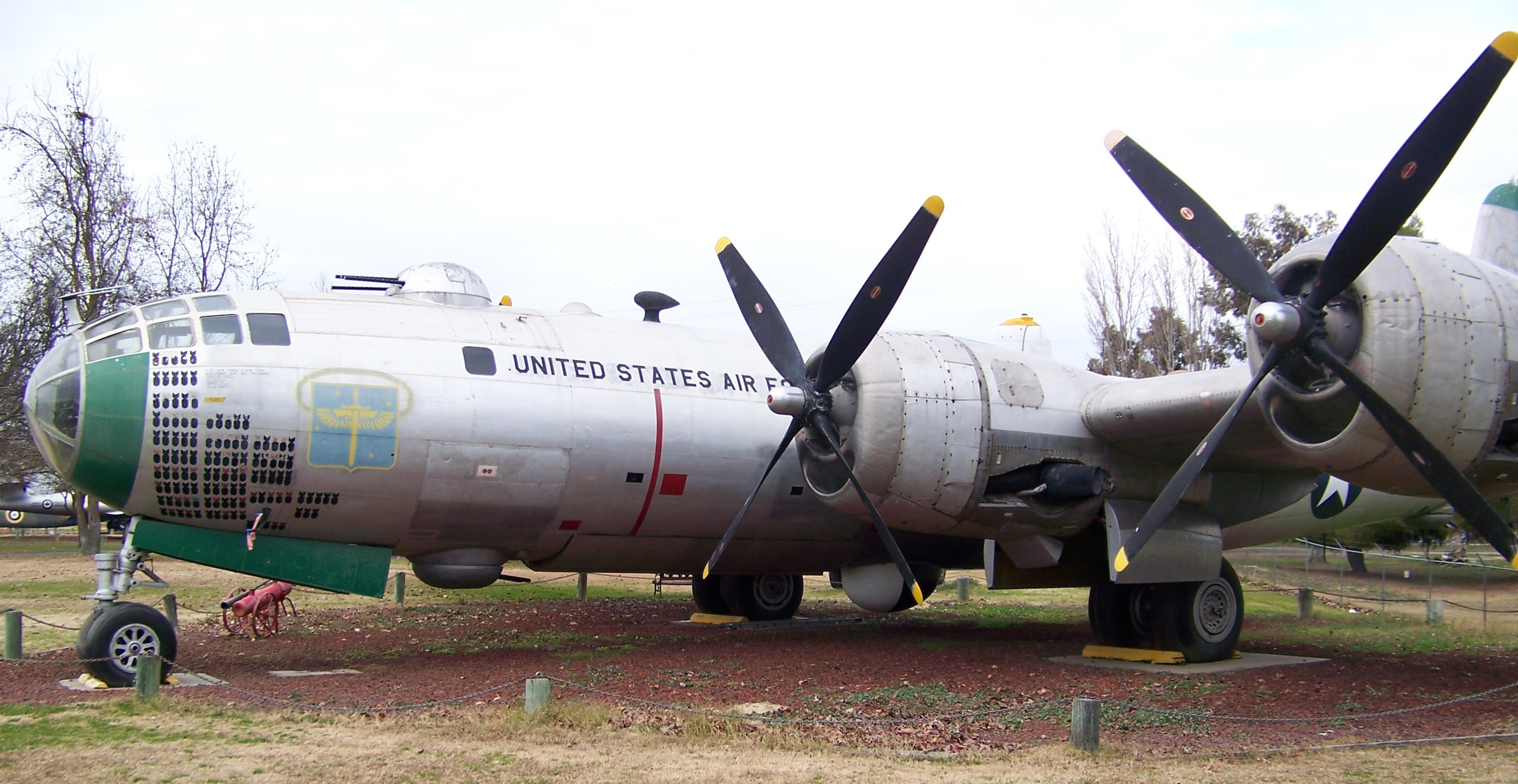 List of surviving Boeing B-29 Superfortresses - Wikipedia, the ...