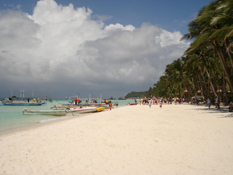Beaches Boracay Island