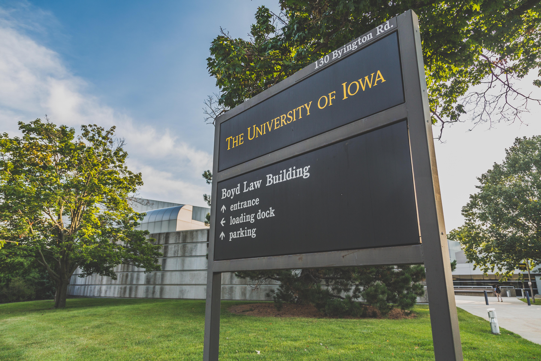 University of iowa speed dating