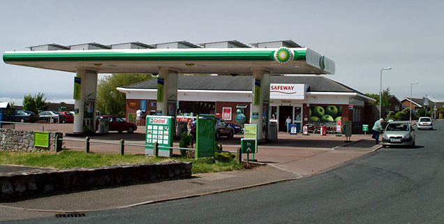 File:Bp Garage and store, Brixington - geograph.org.uk - 19963.jpg