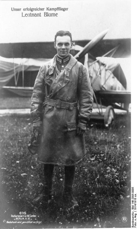 Walter Blume (aircraft designer) - Wikipedia