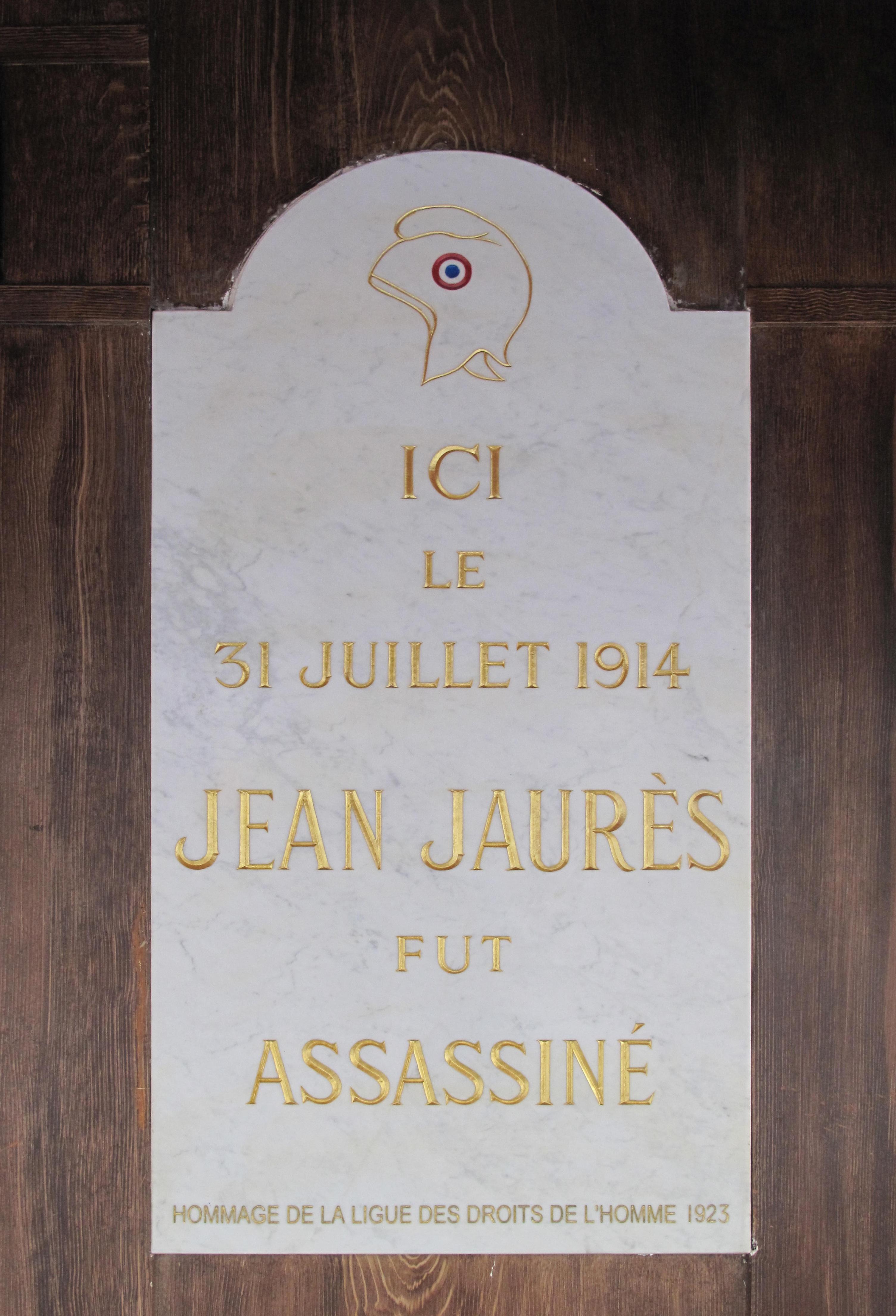 Caf Ef Bf Bd Jaures Paris